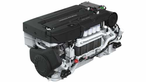 VOLVO PENTA LAUNCHES ITS MOST POWERFUL EVER MARINE ENGINE