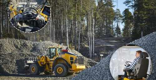 REMOTE-CONTROLLED WHEEL LOADERS TO BE TESTED WHEN VOLVO CE RECEIVES SWEDEN'S FIRST 5G NETWORK FOR INDUSTRY