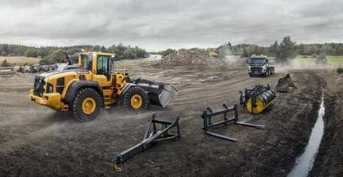 H-SERIES WHEEL LOADER UPDATE: SMARTER, STRONGER, FASTER