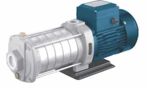 STAINLESS STEEL HORIZONTAL MULTISTAGE PUMPS