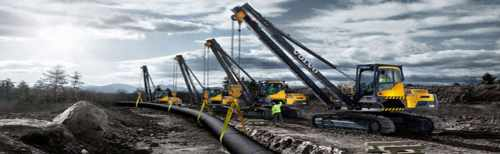 Volvo Pipelayers